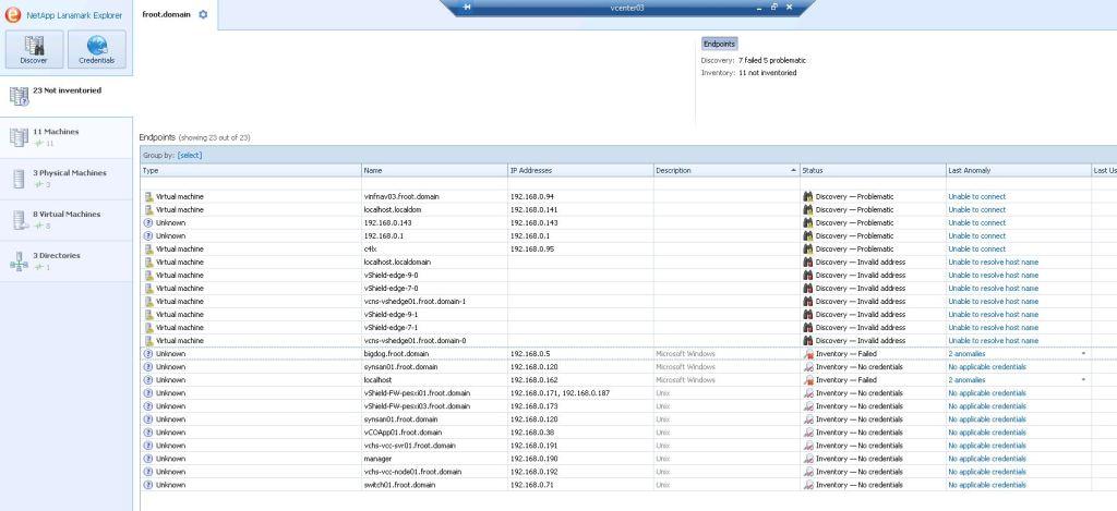 Collector Screen