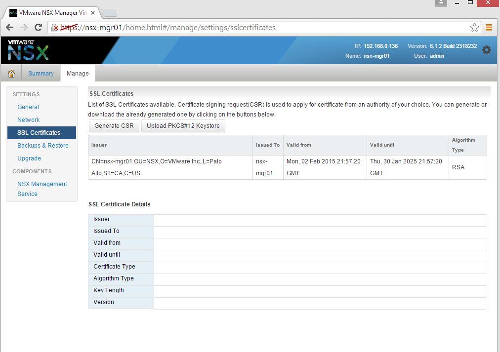16. SSL Cert