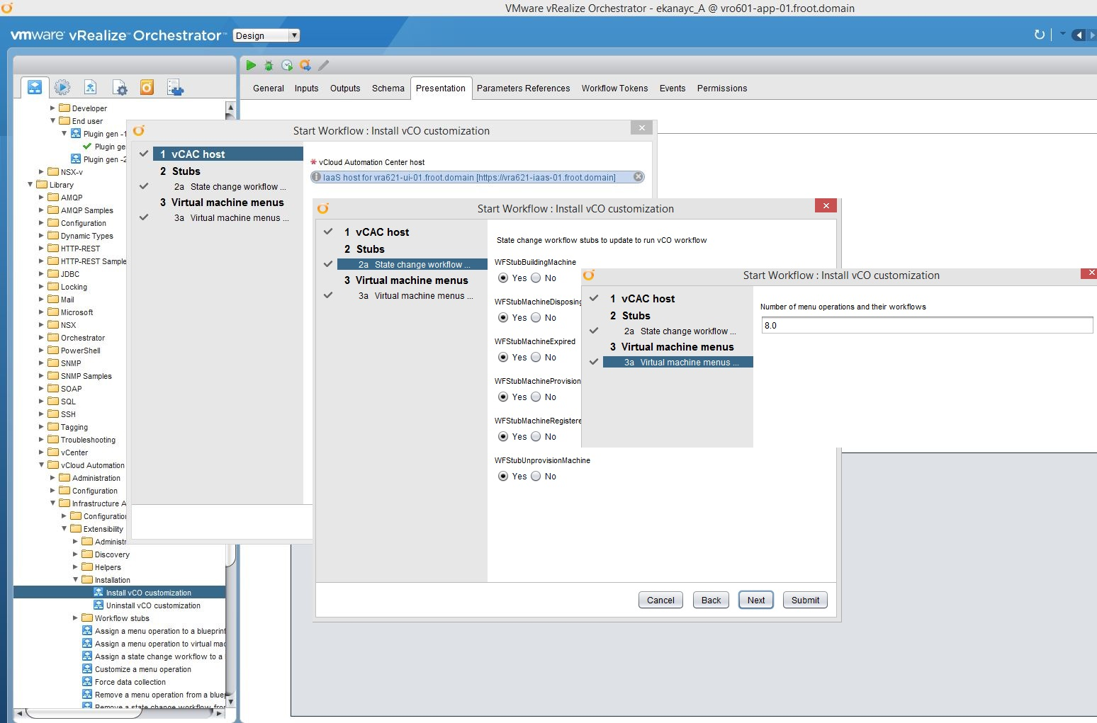 VMware vRealize Automation Part 5 – vRO Deployment & Configuration