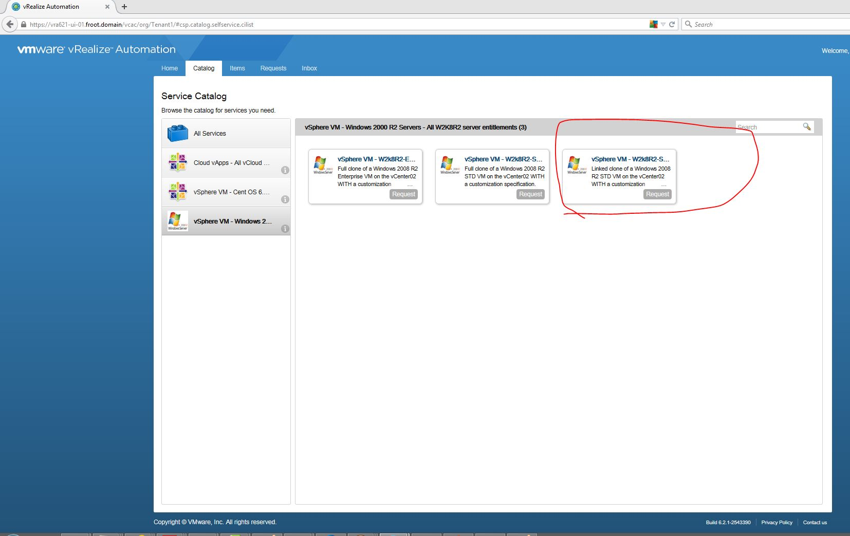 Vmware vrealize automation part 10 iaas extensibility using vro 32 malvernweather Image collections